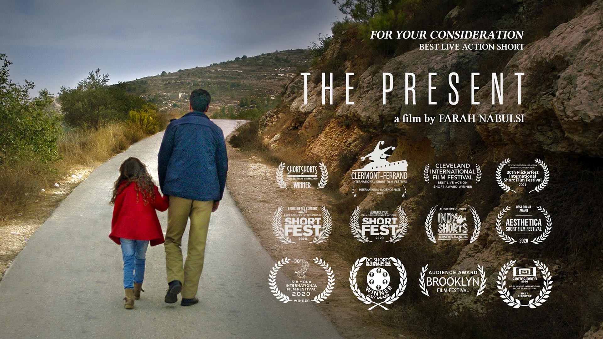 locandina del film The Present